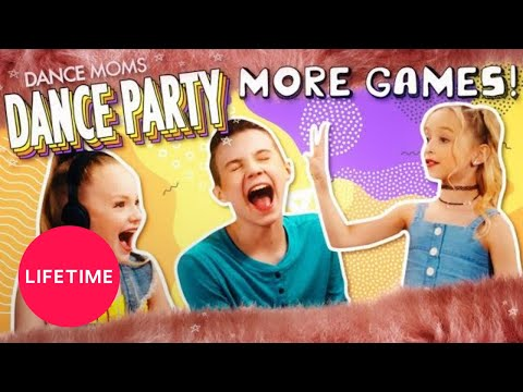 Dance Moms: Dance Party - Playing Charades and the Whisper Challenge | Lifetime
