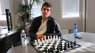 Magnus Carlsen's March Update from the Offices of Play Magnus