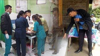 Seorang Bayi Ditemukan di Kolong Meja Sebuah Warung di Tabanan