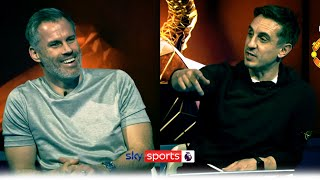 Jamie Carragher takes on Gary Neville in a Man Utd vs Liverpool quiz special!