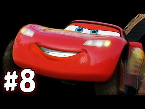 CARS 3 - The Videogame - Part 8 - Greater Mater!