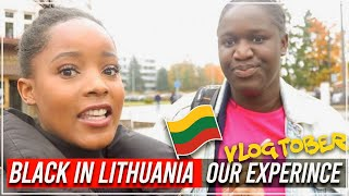 BEING BLACK IN LITHUANIA  & Going Back To England?!