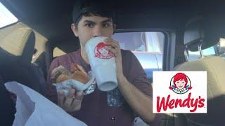 ME EATING WENDY'S MUKBANG - Video Youtube