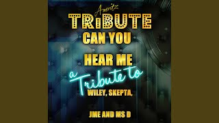 Can You Hear Me (A Tribute to Wiley, Skepta, Jme and MS D)