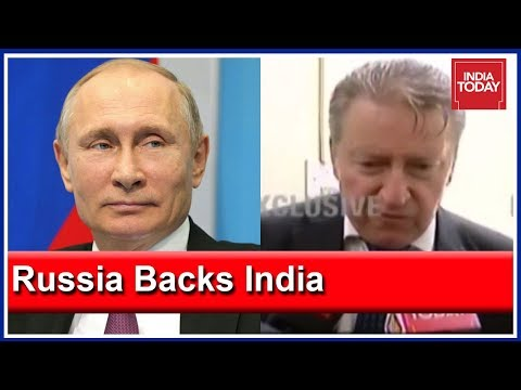 Exclusive: Russia Slams Pakistan Over Pulwama, Putin Envoy Pledges Support To India