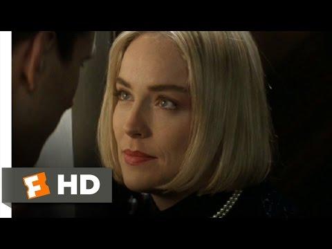 Sliver (7/9) Movie CLIP - Love in an Elevator (1993) HD
