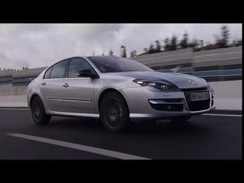 Renault Laguna 2011 Drive
