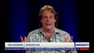 <b>Ted Nugent</b> Discusses His Meetin With Pres Trump And More