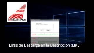 Descargar HDD Regenerator FULL | MEGA | Links 2017
