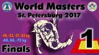 World Masters St. Petersburg 2017: Day 1 - Final Block