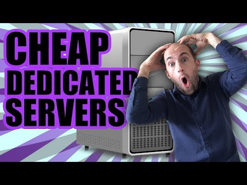 Cheap Dedicated Server – The Best Dedicated Server Hosting That You Can Find Online!