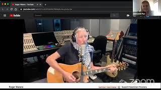 """Roger Waters: """"Od řeky k moři si vezmeme zpátky zemi Izraele"""""""