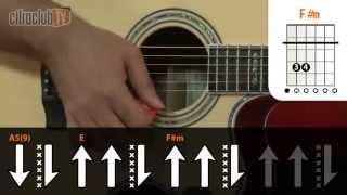 Tempo Ao Tempo - Jorge e Mateus (aula de violão simplificada)