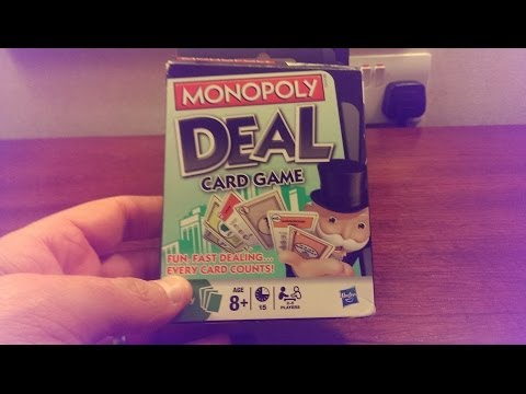 Monopoly Deal - My Thoughts