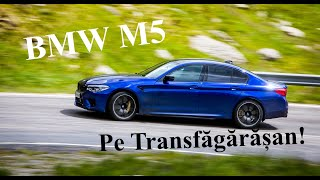 Review BMW M5 2019 - Epic!   Test In Romana