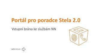 Portál pro poradce NN Stela 2.0