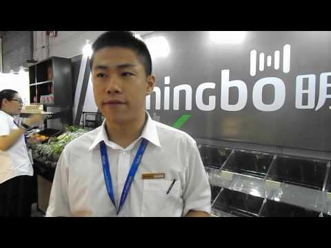 Mingbo at In-Store Asia 2016