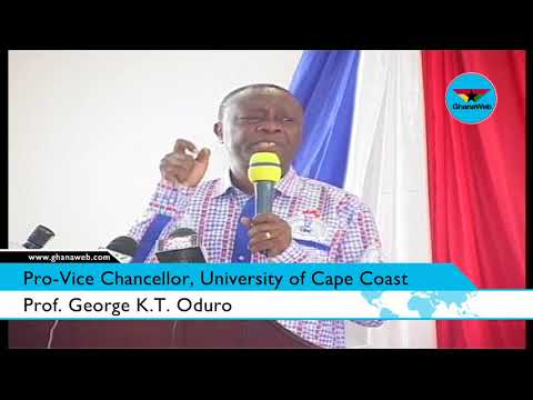 UCC Pro-VC wants government to restrict WhatsApp use