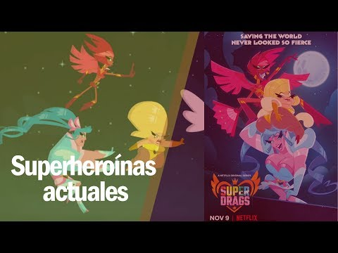 #CineMúsicaYAlgoMás   Super Drags muestra el talento de Brasil y el arcoíris