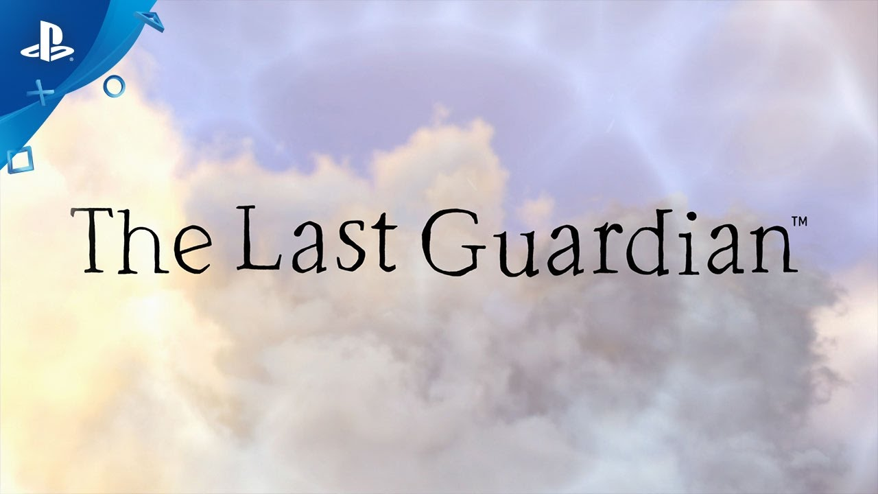 The Last Guardian - Trailer PlayStation Experience