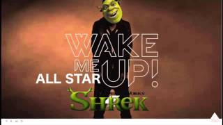 Smash Avicii Mouth - Wake Me All Star Up
