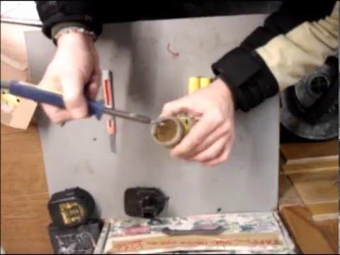 rigenerazione batteria trapano avvitatore