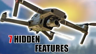 DJI Mavic 2 ZOOM & Pro | 7 Things/Features You Didn't Know