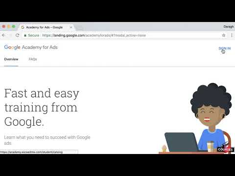 Google AdWords Certification Course for free - YouTube