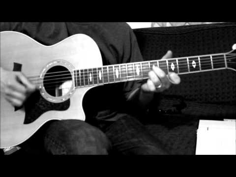 Turkey in the Straw - solo flatpicking