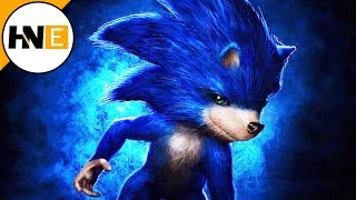 First Look at Sonic the Hedgehog Movie Sparks Outrage & More