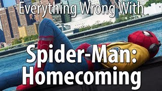 Everything Wrong With Spider-Man: Homecoming - dooclip.me
