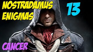 Assassin's Creed Unity: Nostradamus Enigma Riddle 13 - Cancer