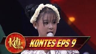 Selain Lucu Niken Juga Jago Nyanyi Pakai Bahasa Jawa Loh - Kontes KDI Eps 9 (16/8)