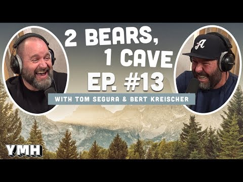 Haven't laughed this hard in a long time, Comedian Tom Segura debuting his new music video to Bert Kreischer during their Podcast