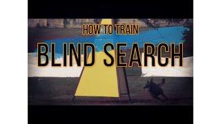 "Cara Melatih ""Blind Search"""