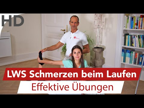 Bewegungstherapie in lumbalen sakralen Osteochondrose Video