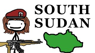 South Sudan, the World's Newest Country