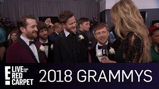 Imagine Dragons Tell on Fleetwood Mac Influence | E! Live from the Red Carpet