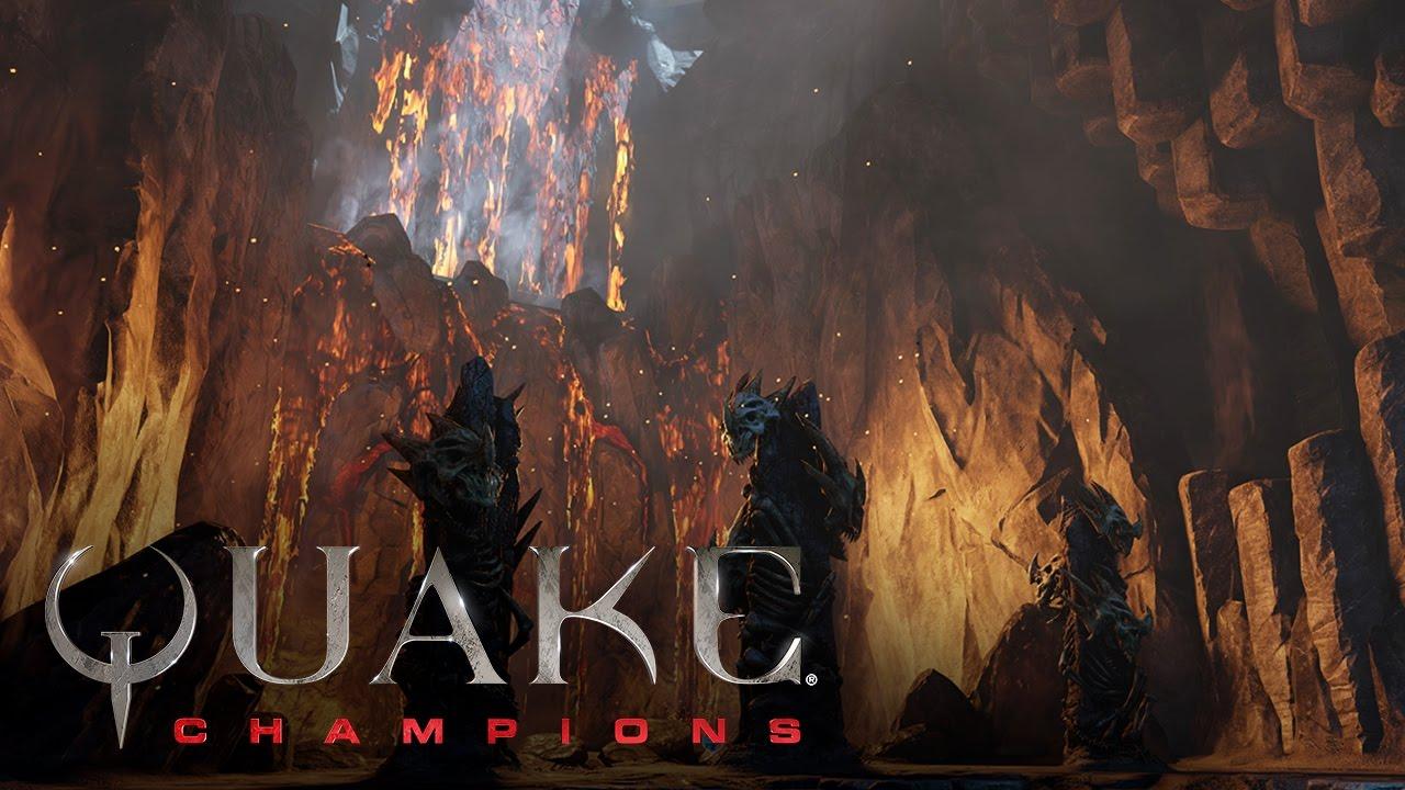 Quake Champions - Burial Chamber Italian