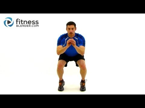 30 Minute Ski Conditioning Workout - Fitness Blender Strength and Cardio Training