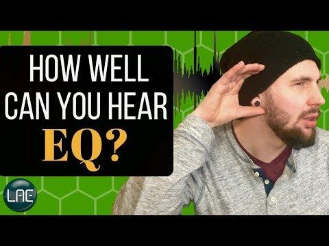 Frequency Ear Training Test: EQ Boosts & Cuts #1