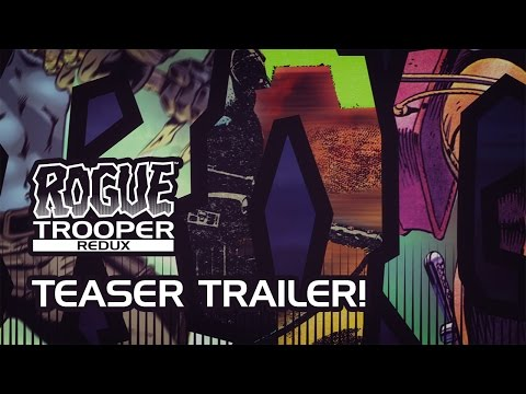 Rogue Trooper Redux - Teaser Trailer | Nintendo Switch, PS4, Xbox One, PC thumbnail