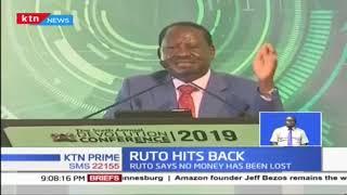 I am not corrupt, no money has been lost - DP William Ruto