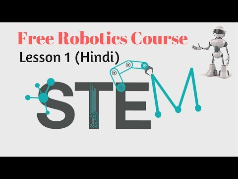 Coding and Robotics for kids Course Lesson 1 (Hindi): Coding for school students
