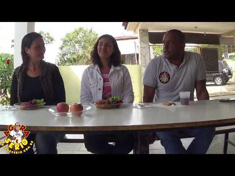 Repórter Favela x Merenda Escolar na Escola Municipal Manacás do Soares