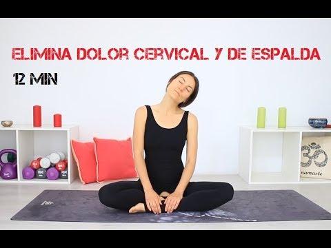 Alivia Dolor Cervical, Espalda y Omoplatos
