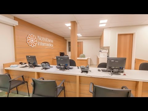 Vídeo 360° do Hospital Modelo, NotreDame Intermédica SOROCABA Fenix Planos de Saude Fenix Sorocaba