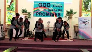 """TNT Youth Dancers - """"The Presence of the Lord is Here"""""""