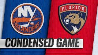11/10/18 Condensed Game: Islanders @ Panthers
