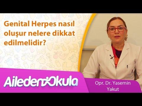 Genital Herpes nasıl oluşur, nelere dikkat edilmelidir?